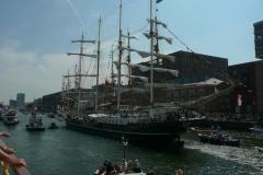 Samen met de Summertime in de IJhaven